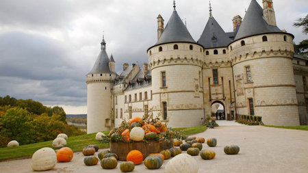 Autumn Events at the Loire Valley's Grand Chateaux