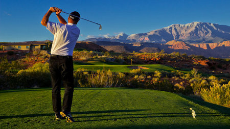 Greater Zion: Where Golf Meets Adventure in Utah
