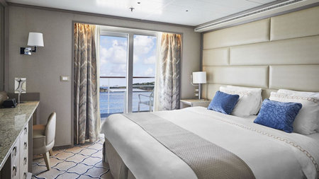 Silversea Unveils the Refurbished Silver Shadow