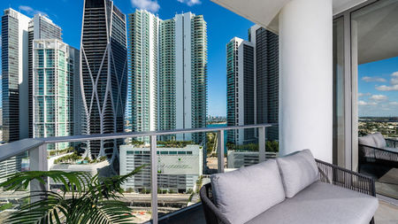 Miami's Luxurious Elite Sky Tower Miami is Now Offering Vacation Rentals