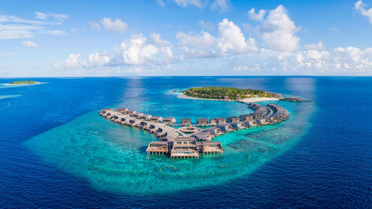 An Exquisite Private Island Experience in the Maldives for $250K Per Night