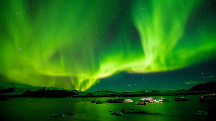 Northern Lights Glamping - Experience the Aurora in Luxury