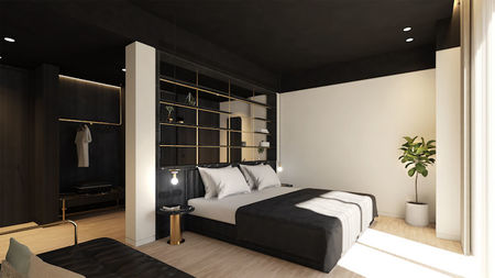 The Modernist Athens, Cool New Boutique Hotel Opening this Fall