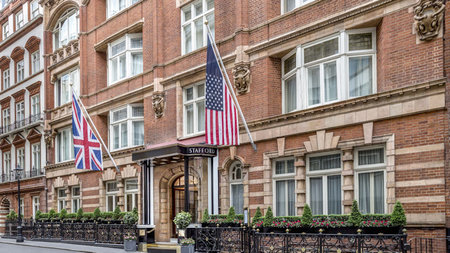 The Stafford London to Welcome Guests Home August 3
