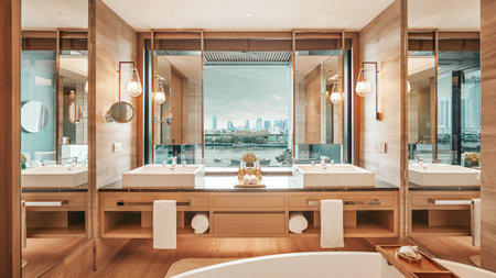 Capella Bangkok Opening October 1st is Now Accepting Reservations