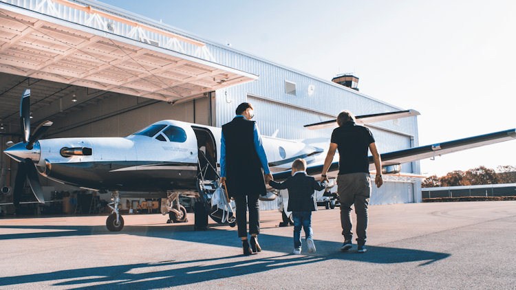 Why Private Aviation is the Key for Travel Recovery