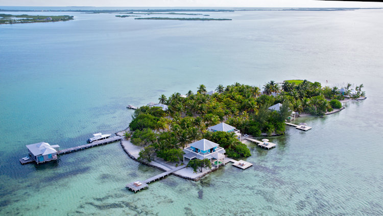Belize Private Island Resort, Cayo Espanto to Reopen on October 1
