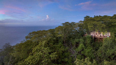 Costa Rica Luxury Eco-Retreat Reopens with Two New Tented Suites