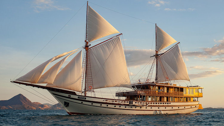 Bucket List Charter Sailing Trips in Indonesia Announced for 2021