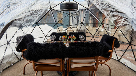 Hotel Jerome is Aspen's Hottest Apres Scene