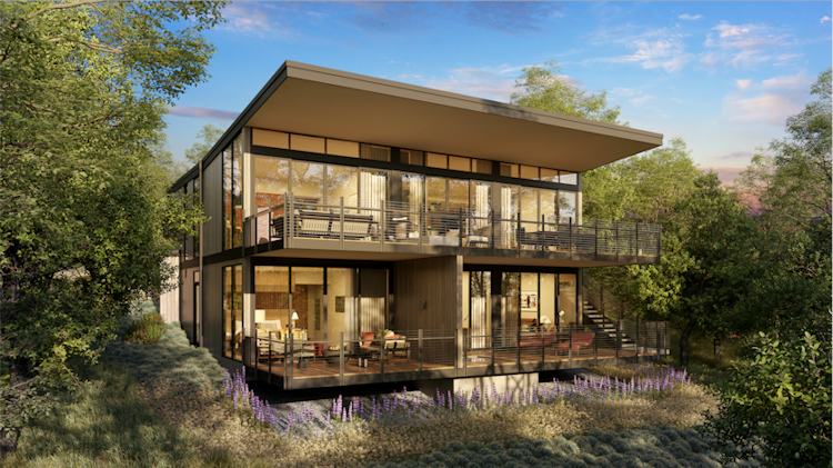 Montage Residences Healdsburg in Northern California Wine Country Launches Harvest Homes
