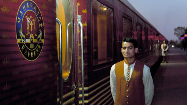 India's Royal Heritage Experience Aboard the Maharaja Express