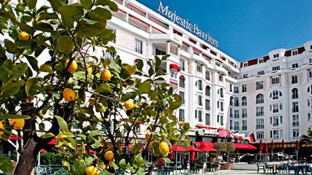 Majestic Barriere Named Hotel Partner for Cannes Film Festival