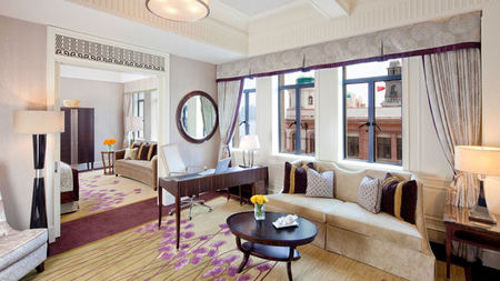 Suite Dreams: Fairmont Peace Hotel Is Suitened in History & Luxury