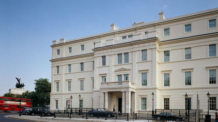 Weekend Away: London's Lanesborough Hotel