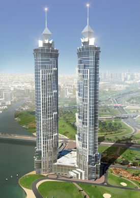 World's Tallest Hotel Set to Open in Q4 as JW Marriott Marquis Dubai
