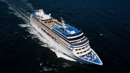 Stricken Azamara Luxury Cruise Ship Reaches Malaysian Port