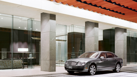 The St. Regis San Francisco Offers The Ultimate Bentley Motoring Experience