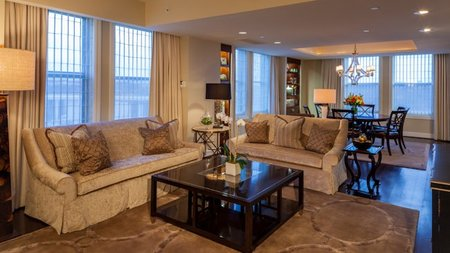 Mandarin Oriental, Washington D.C. Debuts The Jefferson Suite