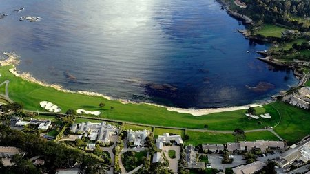 Pebble Beach Resorts Wins 2013 Gold Tee Award by Meetings & Conventions Magazine