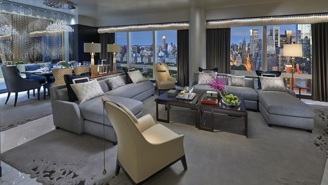 Mandarin Oriental, New York Announces the Debut of Suite 5000