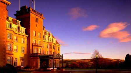 Celebrate 90 Years of Excellence with Scotland's Gleneagles Hotel