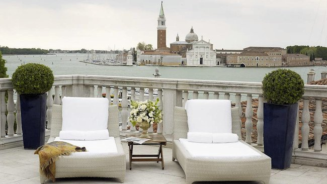 New Suite in Venice Overlooking San Giorgio Island