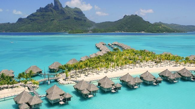 The Most Extravagant Vacation Experience in Bora Bora