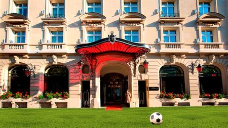 Super Luxe World Cup at Le Royal Monceau, Raffles Paris