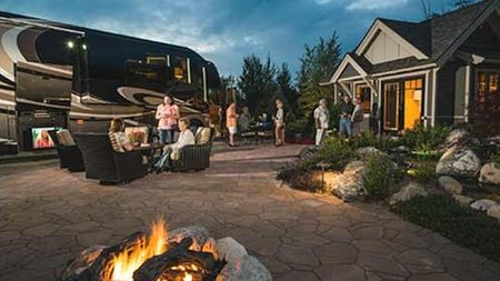 Luxury RV Rental Market Heats Up