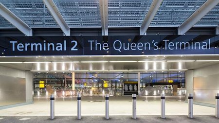 Her Majesty to Open Terminal 2: The Queen's Terminal