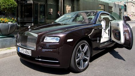 Regent Berlin Offers Rolls-Royce Motor Cars in Germany