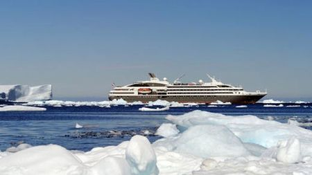 Luxury Polar Safaris, Patagonia Adventures, Amazon Excursions on Compagnie du Ponant Cruises