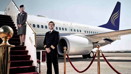 Abercrombie & Kent and Royal Jet take Private Travel to New Heights