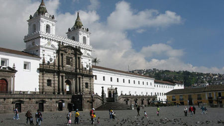 Quito is Named South America's Leading Destination