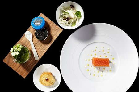 Cathay Pacific and Mandarin Oriental Partner for Twist on Inflight Dining