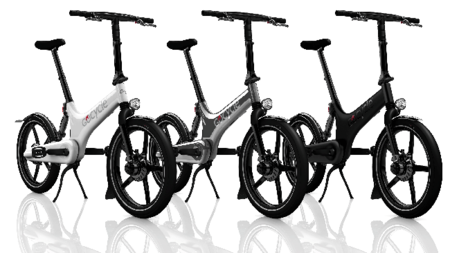 Holiday Gift: The VanDutch Electric Gocycle G2