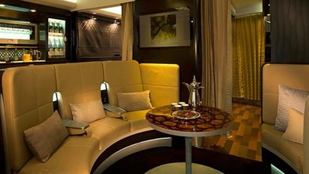 VIDEO: Etihad Airways' Over-the-Top, Onboard Hotel Suite