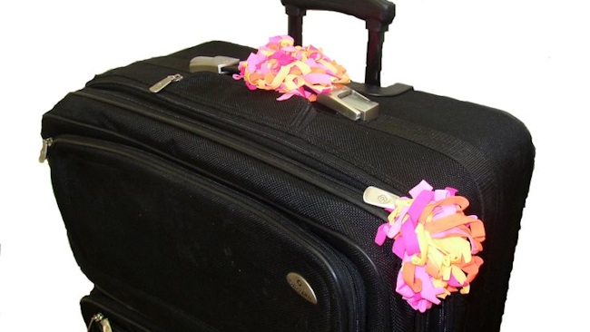 Pomchies Lets You Find Your Luggage Easily in a Sea of Suitcases