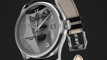 Splendore Unique Releases King Abdullah AlSaud Patek Watch
