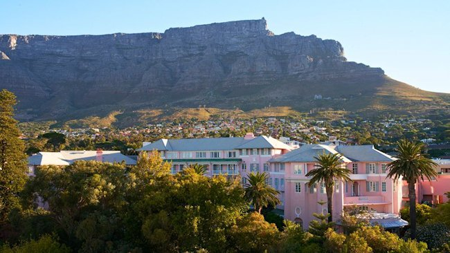 Belmond Mount Nelson Hotel Unveils New Suites in Cape Town