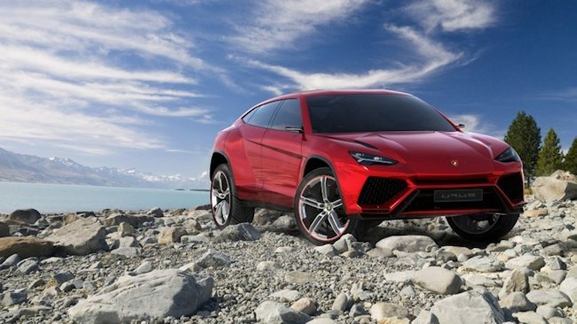 Lamborghini Announces a Luxury SUV
