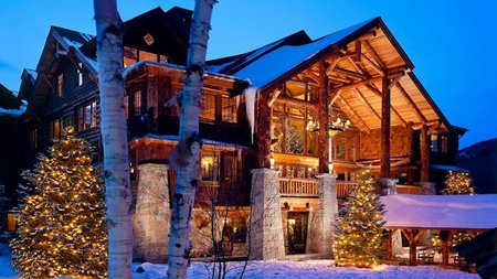 Winter Wanderlust at Whiteface Lodge, Lake Placid