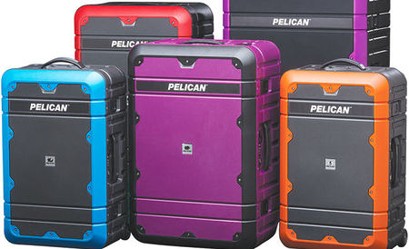 Pelican ProGear Elite Luggage is Virtually Indestructible