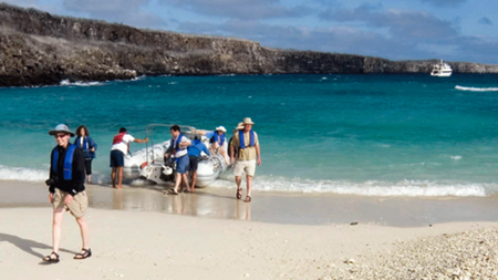 INCA, Galapagos Specialist Announces New 'Safari' for 2016