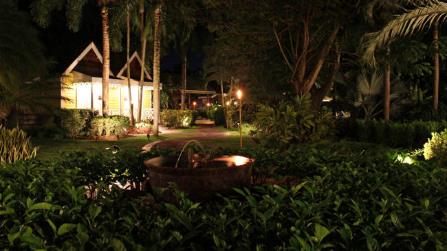 Spa Under the Stars at Four Seasons Resort Nevis