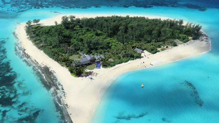 Thanda Island to Open April 2016 Off Mainland Tanzania