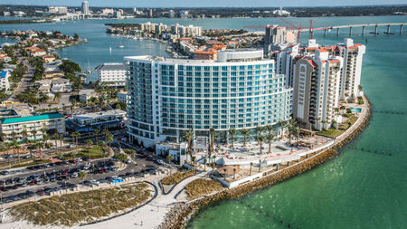 Opal Sands Resort Debuts in Clearwater Beach, Florida