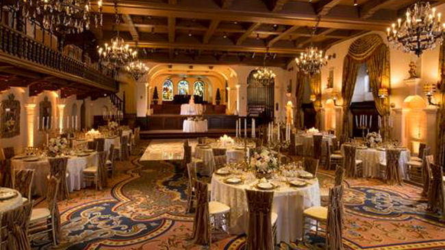 The Mission Inn Hotel & Spa Provides a European Escape for Luxury Weddings in Southern California