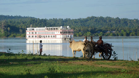Belmond Celebrates 20 Years in Myanmar With Special Anniversary Cruise